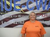 Chief Steward Weekend: Sherry Coley